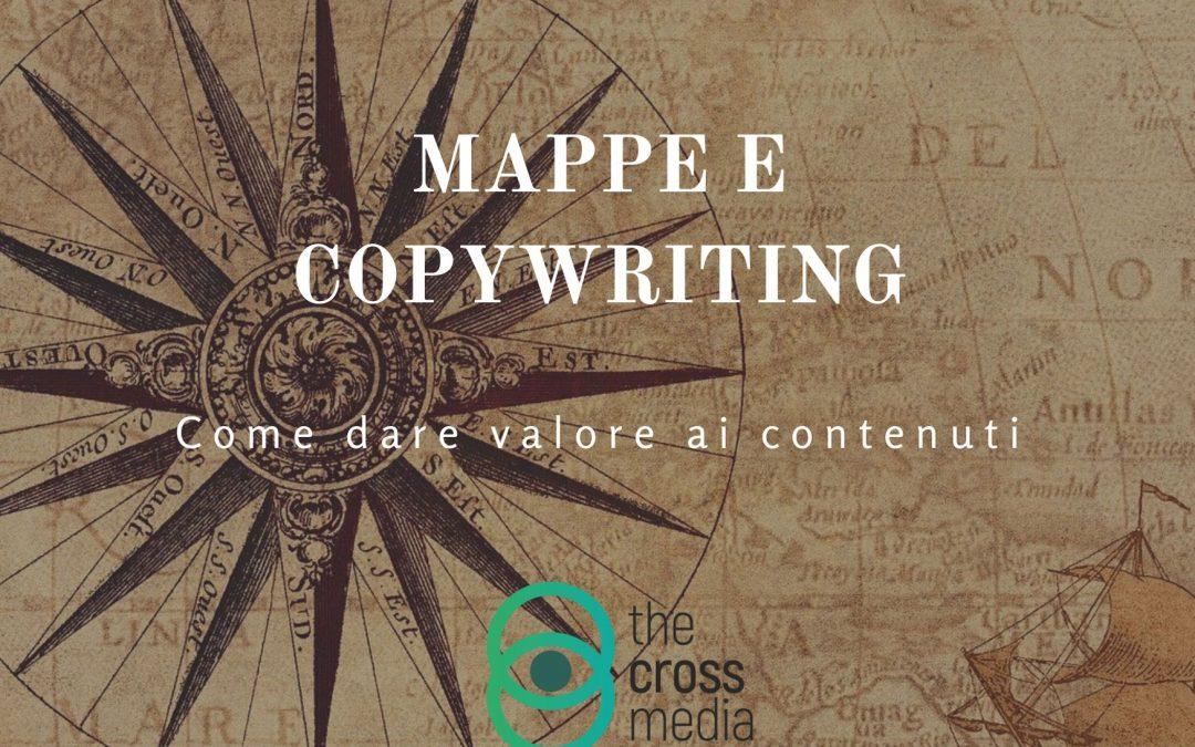 Le mappe sono strumenti utili per il content marketing